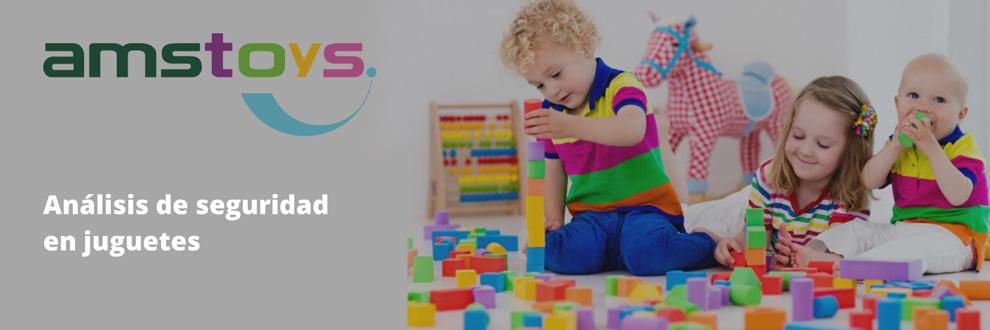 AMSLAB Toys. Análisis de seguridad en juguetes